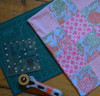 Fat Quarter Friday - Social Patch and Hand Quilting Session at The Sewing Cafe