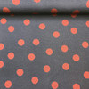 Jacquard Dots in Navy