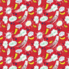 Half Pint Heros - Kapow in Red Camelot Fabrics