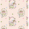 Peter Rabbit Quilting Cotton - Mrs Tiggy Winkle