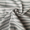 stripe cotton double gauze