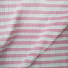 stripe cotton double gauze