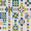 FREE Sunshine Island Quilt Sew Along- Block 9