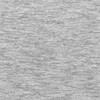 Linen Blend Slub Jersey in Grey