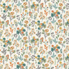 Clara by Makower -Plants Cream