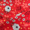 Maddison by 3 Wishes - Floral Parade in Red