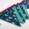 Christmas Bunting Kit - Stockings and Stripes
