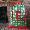 Mini make santa sack