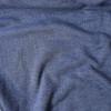 Melange sweat in Cobalt