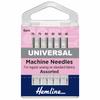 Machine Needles - Universal Midweight Assorted