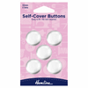 Metal Self Cover Buttons 22mm