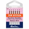 Machine Needles - Topstitch Size 90