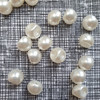Pearl Button 11mm in Ivory