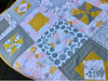 Mini Quilt - introduction to Quilting at The Sewing Cafe - sewing workshop