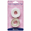 Hook & Loop Tape- Stick & Stick in White