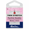 Machine Needles- Twin Stretch 4mm