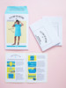 Stevie Top Dressmaking Kit in Eau de Nil (Sizes UK6-UK14)