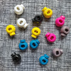 Spring Cord Lock Toggles 15mm