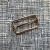 Metal Bag Strap Slider 38mm