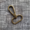 Metal Bag Snap Hooks 25mm