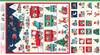 Santa Express by Makower - Advent Calendar