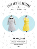 Francoise Dress Pattern by Tilly and the Buttons