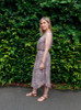 Asha Dress Pattern size 4-16 (UK 6-18)