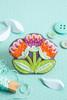 Marianne Flower Felt Brooch Kit