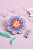 Beatrix Flower Felt Brooch Kit