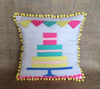 Let's Celebrate - Birthday Cake Patch Cushion Kit