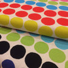 Project by Cotton Fun Spots in Blue Multi