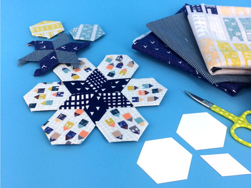 Mini Masterclass - Paper piecing