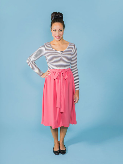 Dominique Skirt by Tilly & the Buttons