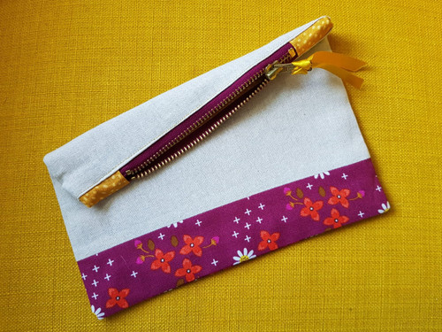 *NEW* Zipped Up Pouch Workshop