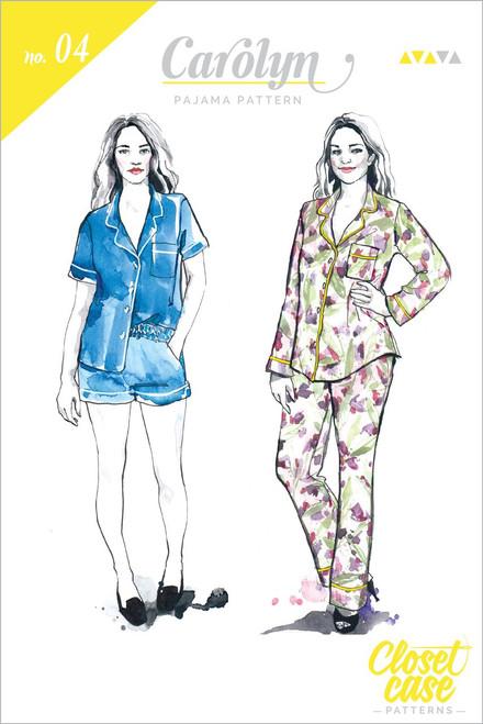 Carolyn Pajamas by Closet Case