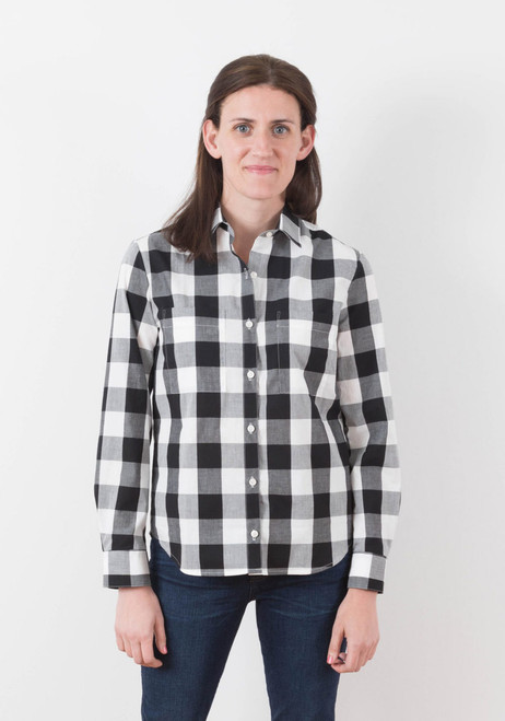 Archer Shirt by Grainline Studio