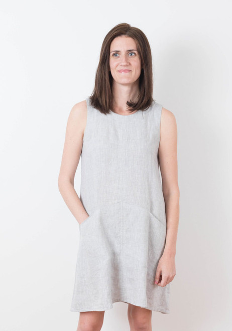 Farrow Dress by Grainline Studio
