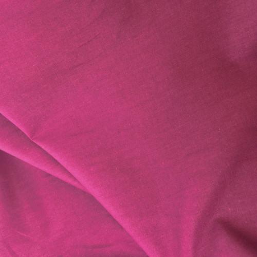 Premium Cotton in Aubergine
