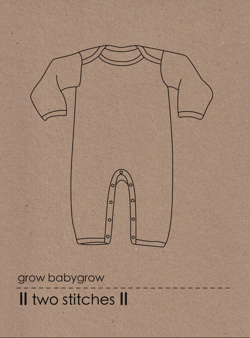 Grow Baby Grow by Two Stitches Patterns