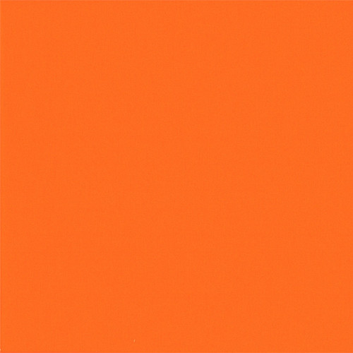 Makower Cotton Solids - Bright Orange