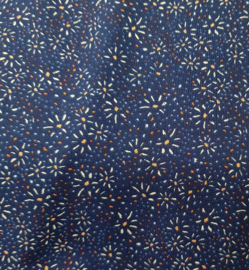 daisy viscose fabric