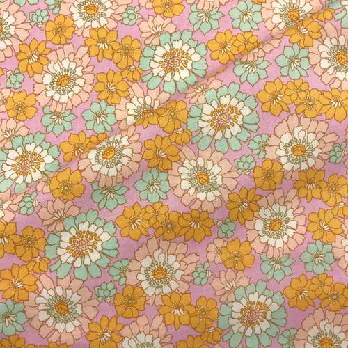 April in Paris Cotton in Rosewood