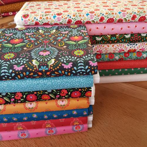 Lewis & Irene Maya fabric