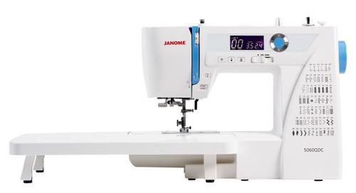 Janome 5060 QDC Sewing Machine