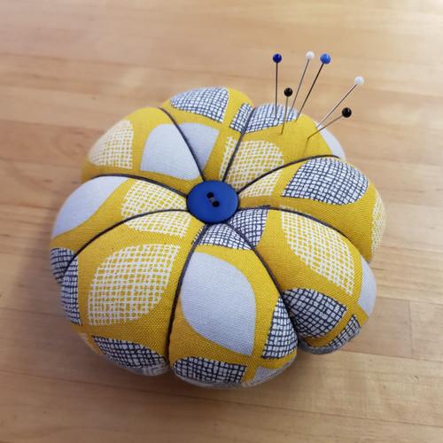 SEWING WEEK - Pin Cushion Mini Make at The Sewing Cafe