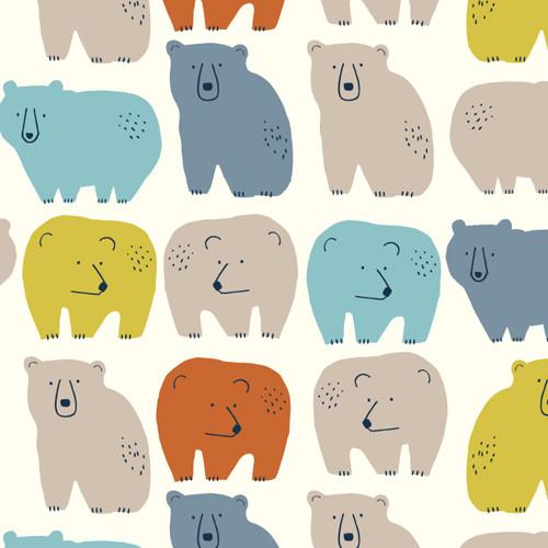 Laska by Dashwood - Bears in Multi