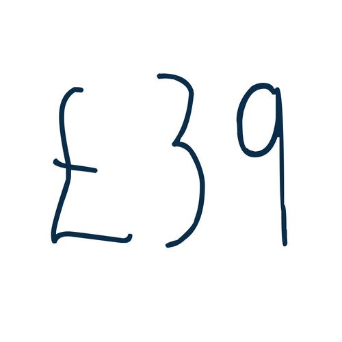 £39 Gift Voucher