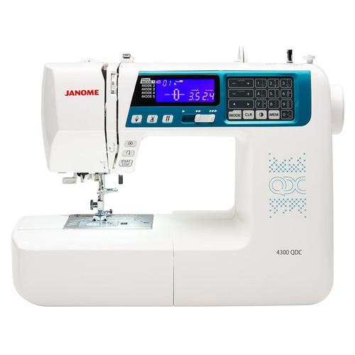 Janome 4300 QDC Sewing Machine