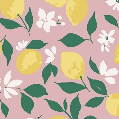 Pink Lemonade - Lemons in Pink