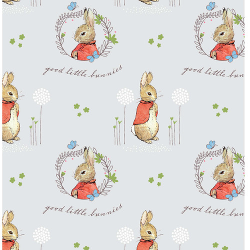 Peter Rabbit Quilting Cotton - Flopsy Mopsy